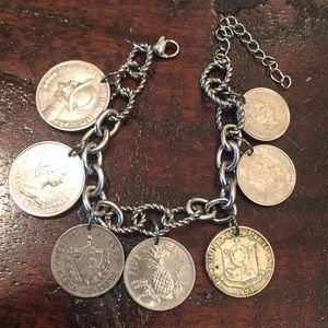 REAL Coin Charm Br.